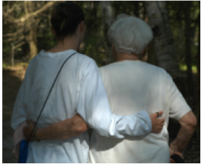 kerry and grandma