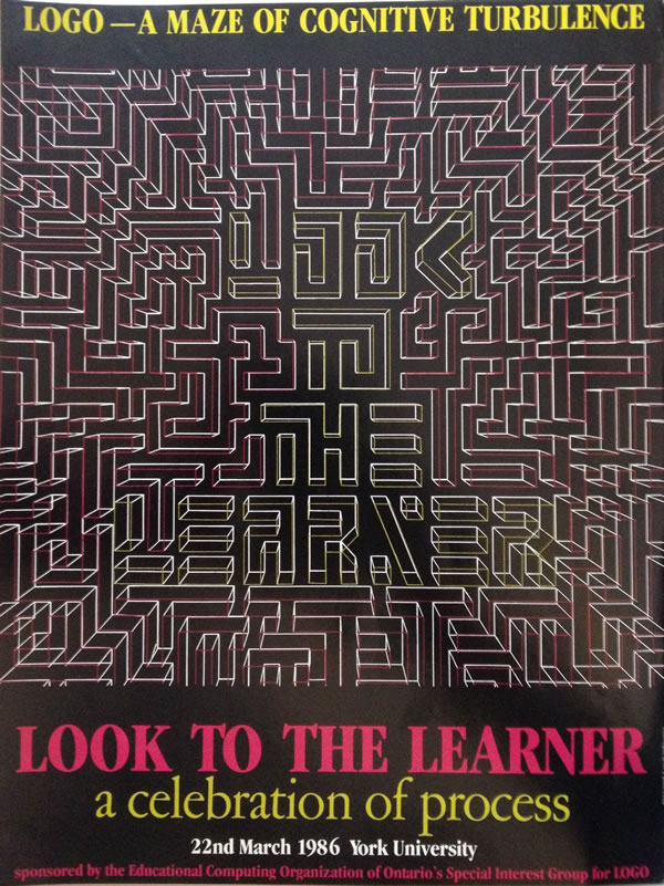 Look to the Learner Poster Smaller
