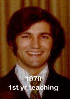 Peter dunlace 1970